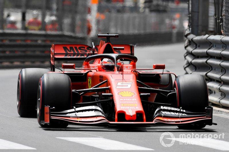 Calendario F1 2020 Tv8.Ferrari Per La Francia Arrivera Una Nuova Ala Anteriore