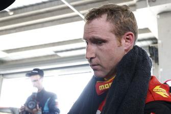 David Reynolds, Erebus Motorsport Holden was distraught after the race