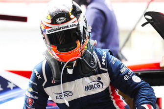 #2 United Autosports Ligier JS P3 - Nissan: Scott Andrews