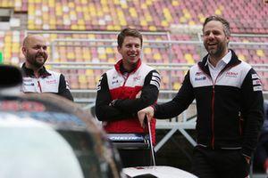 Toyota Gazoo Racing team