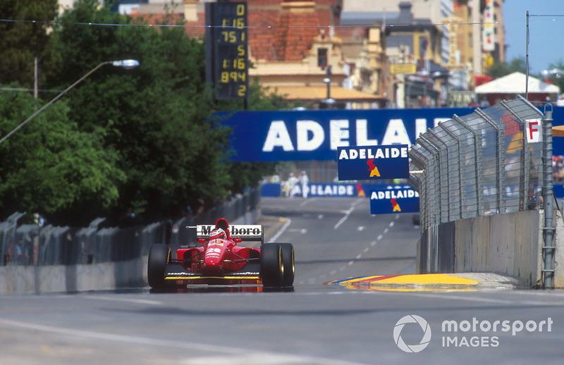 El Gran Premio de Australia de 1994