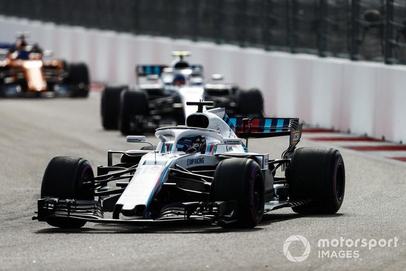 Sergey Sirotkin: Williams - 6 puan