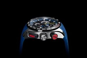 Giorgio Piola watch - Blue