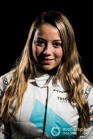 Carrie Schreiner, HWA Racelab