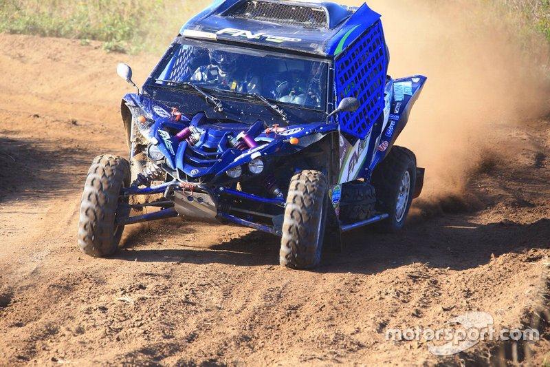 #434 Oriol Vidal (copiloto), FN Speed