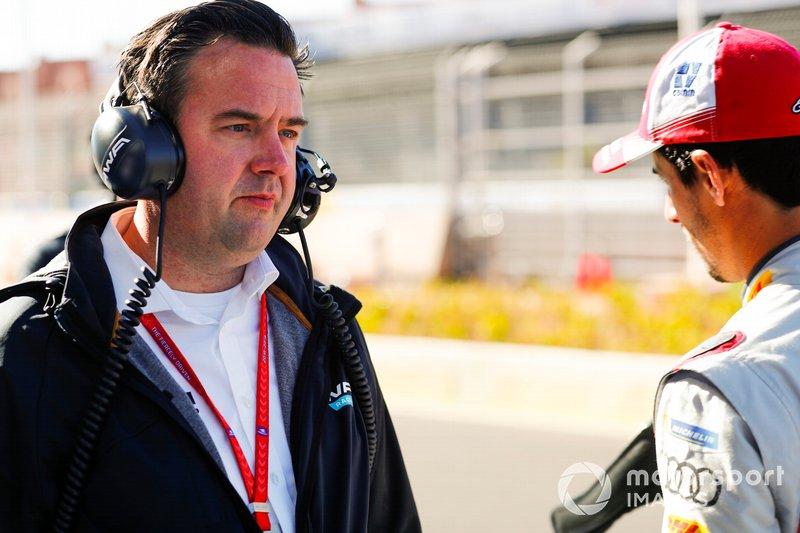 Ulrich Fritz, Team Principal, HWA Racelab