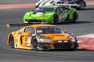 #88 Car Collection Motorsport Audi R8 LMS: Dimitri Parhofer, Christopher Haase, Frédéric Vervisch, Rik Breukers
