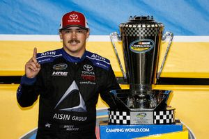 Champion Brett Moffitt, Hattori Racing Enterprises, Toyota Tundra AISIN Group