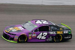 Kyle Larson, Chip Ganassi Racing, Chevrolet Camaro McDonald's Trick. Treat. Win!