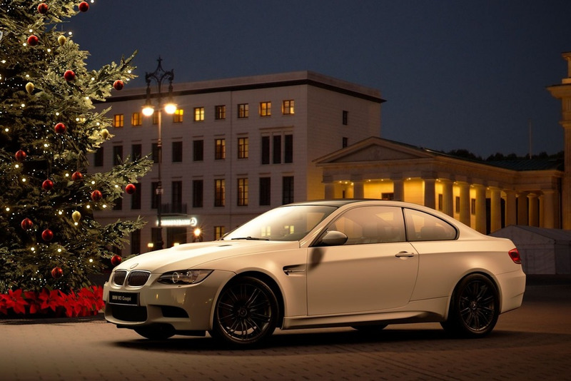 BMW M3 Coupé '07