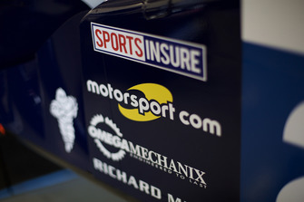 Car detail #22 United Autosports Ligier JS P2: Guy Cosmo, Patrick Byrne