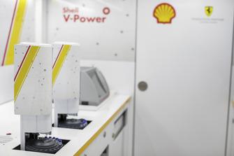 Shell Track Lab
