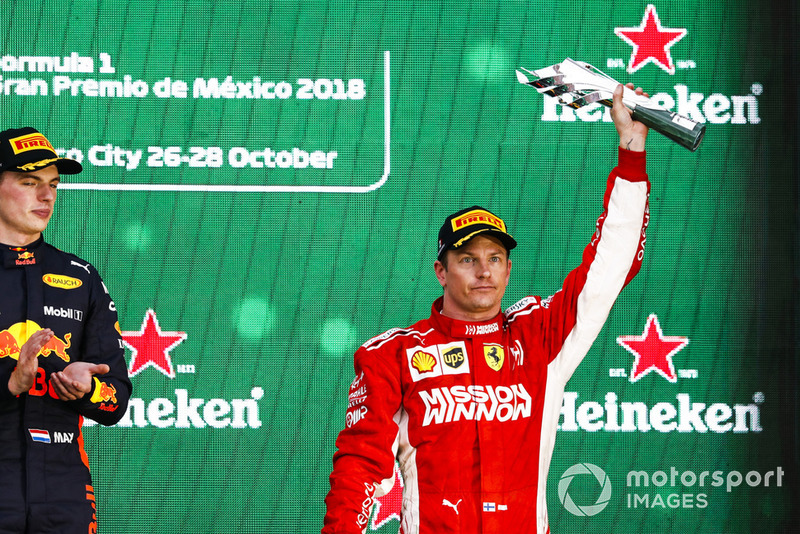 Kimi Raikkonen, Ferrari (103 podios)