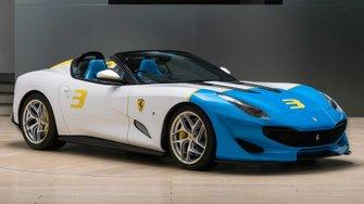 Ferrari SP3JC tdf