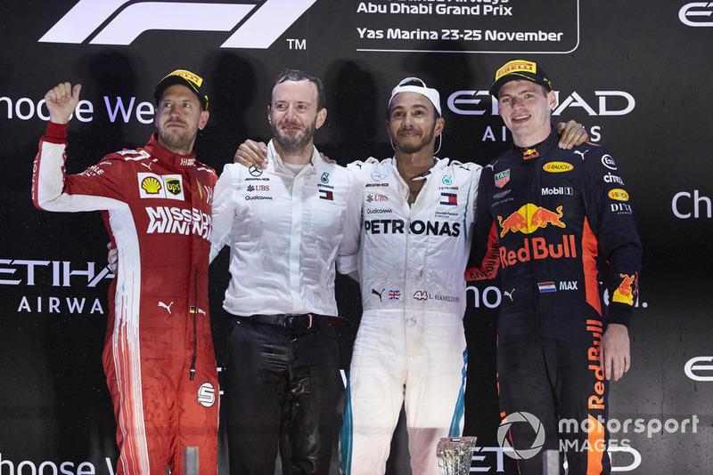Renault volta ao pódio depois de quase 1 ano