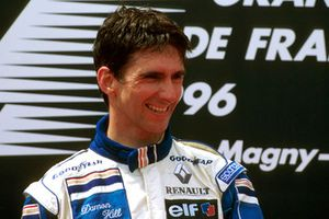 Damon Hill, Williams Renault, vainqueur