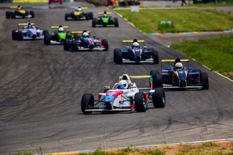 Aswhin Datta leads the field