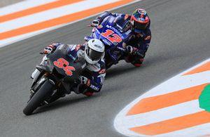 Jonas Folger, Maverick Vinales, Yamaha Factory Racing