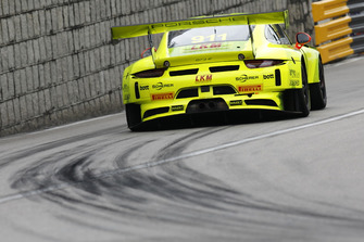 #911 Manthey-Racing Porsche 911 GT3 R: Laurens Vanthoor