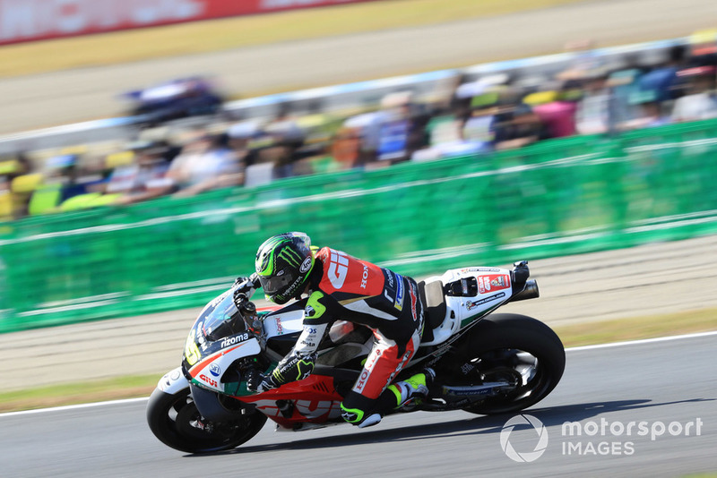 Crutchlow. Japanese MotoGP 2018