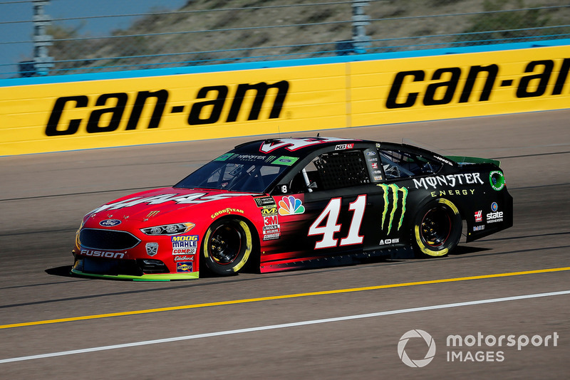 14. Kurt Busch, Stewart-Haas Racing, Ford Fusion State Haas Automation/Monster Energy