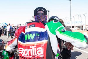 Scott Redding, Aprilia Racing Team Gresini, Hair