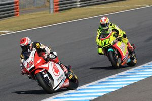 Tetsuta Nagashima, Idemitsu Honda Team Asia, Dominique Aegerter, Kiefer Racing
