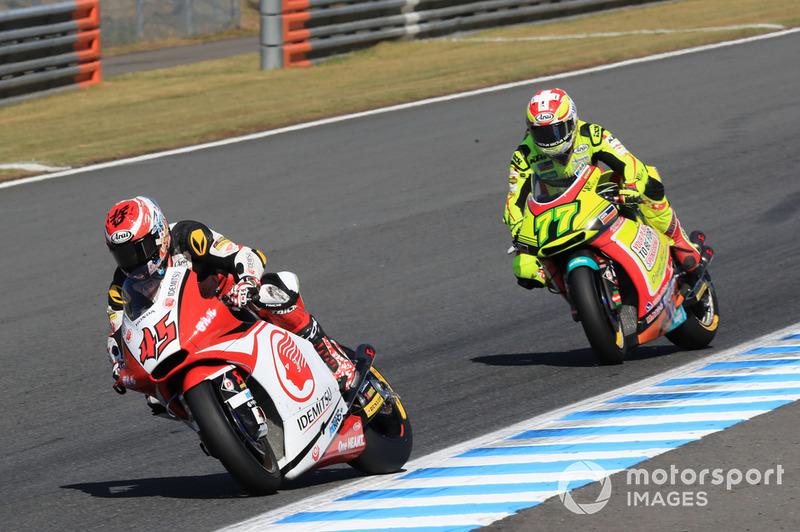 Tetsuta Nagashima, Idemitsu Honda Team Asia, Dominique Aegerter, Kiefer Racing