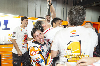 MotoGP-Weltmesiter 2018: Marc Marquez, Repsol Honda Team