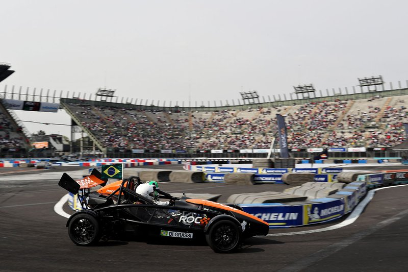 Lucas di Grassi, KTM X-Bow Comp R