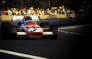 Racewinnaar Jacky Ickx, Ferrari 312B