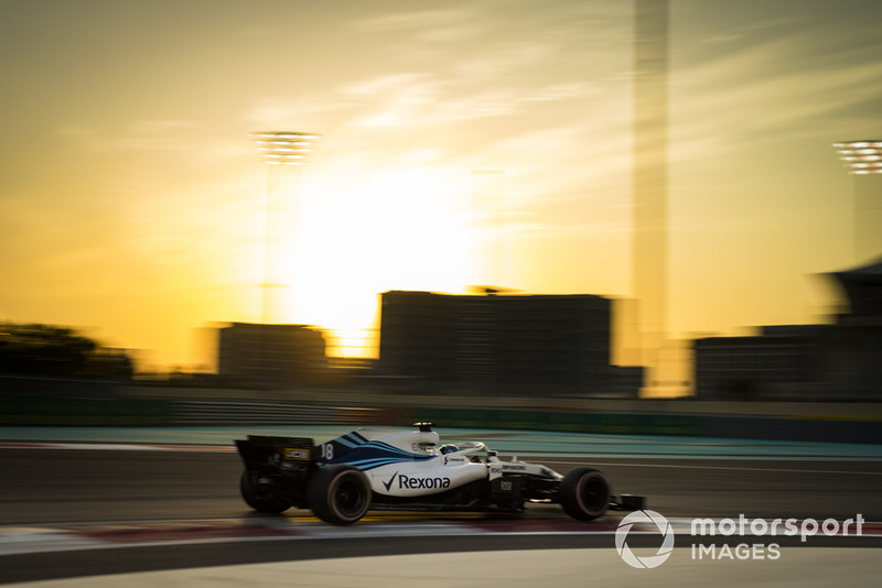 13. Lance Stroll, Williams FW41