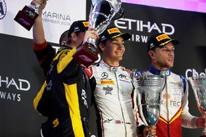 George Russell, ART Grand Prix, Artem Markelov, RUSSIAN TIME, Luca Ghiotto, Campos Racing
