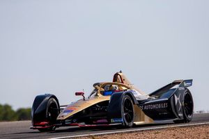 DS Techeetah Formula E Gen 2 car