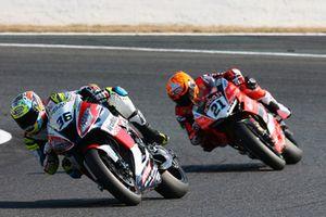 Leandro Mercado, Orelac Racing Team, Michael Ruben Rinaldi, Aruba.it Racing-Ducati SBK Team