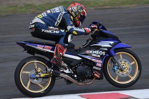 Wahyu Aji Trilaksana, Yamaha Racing Indonesia