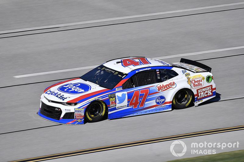 23. A.J. Allmendinger, JTG Daugherty Racing, Chevrolet Camaro Kroger ClickList
