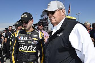 William Byron, Hendrick Motorsports, Chevrolet Camaro Hertz, Rick Hendrick.