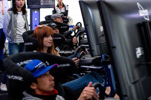 Le Mans Esports Series Asian qualifying round