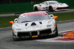 Ferrari 488 #177, Kessel Racing: Fons Scheltema