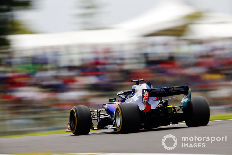 13. Brendon Hartley, Toro Rosso STR13