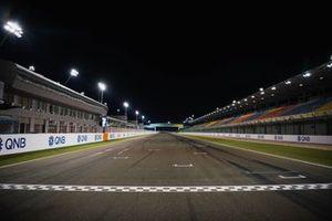 Start/finish Losail Circuit, Qatar