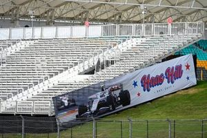 The Haas Hill grandstand