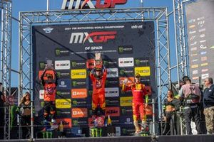 Jorge Prado, Jeffrey Herlings, KTM Factory Racing, Tim Gajser, Honda HRC