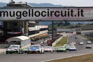 Enrico Fulgenzi, GDL Racing e Riccardo Cazzaniga, Ghinzani Arco Motorsport