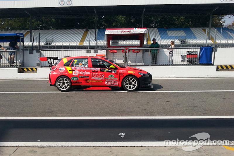 Igor Stefanovski, Hyundai i30 N TCR, LPR Stefanovski Racing Team