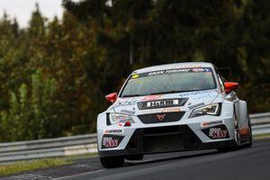 #806 Mathilda Racing, Cupra TCR: Andreas Gülden, Moritz Oestreich