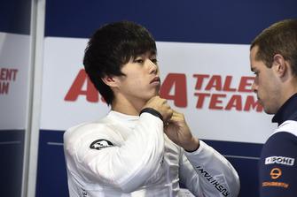 Ai Ogura, Asia Talent Team