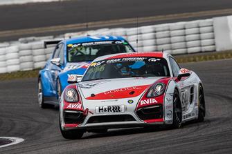 #454 Emir Aşarı, Oliver Frisse, Sindre Setsaas, Porsche Cayman, Sorg Rennsport