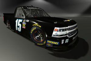 Robby Lyons, Premium Motorsports, Chevrolet Silverado